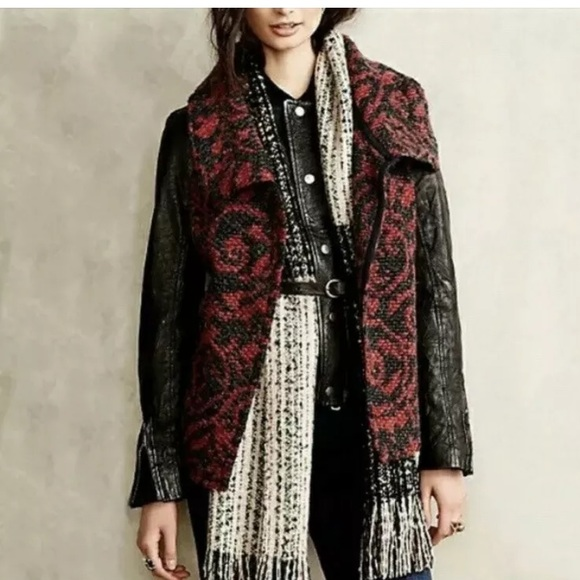 Anthropologie Jackets & Blazers - DOLAN Left Coast Wool Mohair Lightcatcher Vest